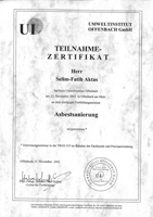 Asbestsanierung in Frankfurt